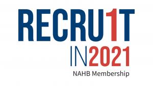 Recruit 1 in 2021